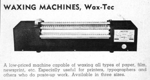 Waxing Machine