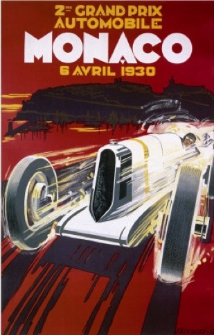 1930 poster by Robert Falcucci