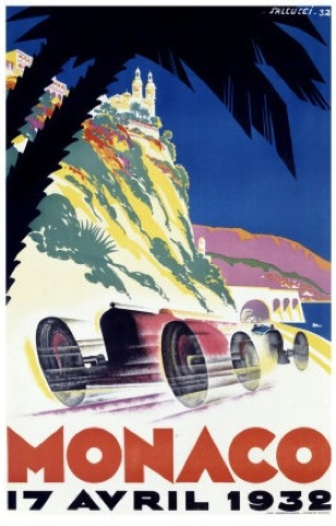 1932 poster by Robert Falcucci