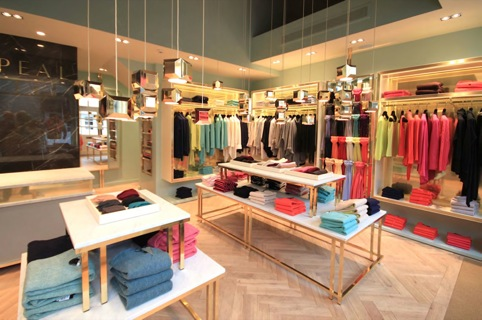 449483ee1c1 New look for luxury cashmere retailer N.Peal – Design Week