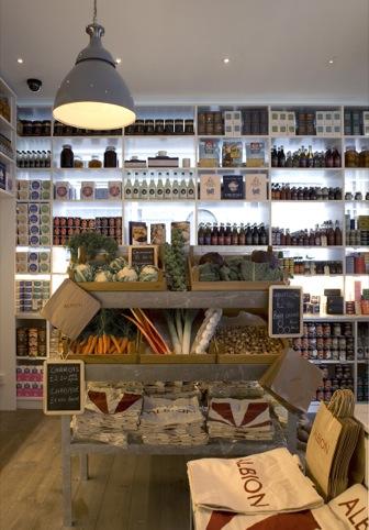Albion cafe shop