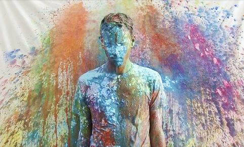 Art by Alex Dodgson, Leeds College of Art