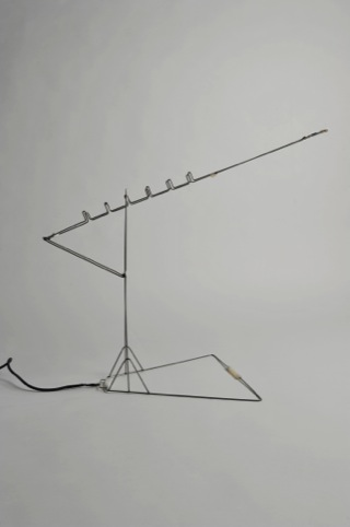 Daniel Rous, Bird Lamp 2012