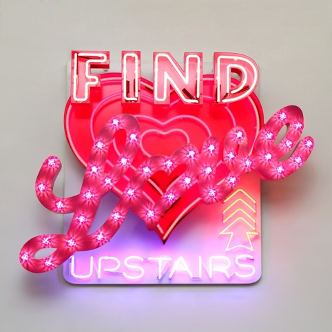 Find Love Upstairs.