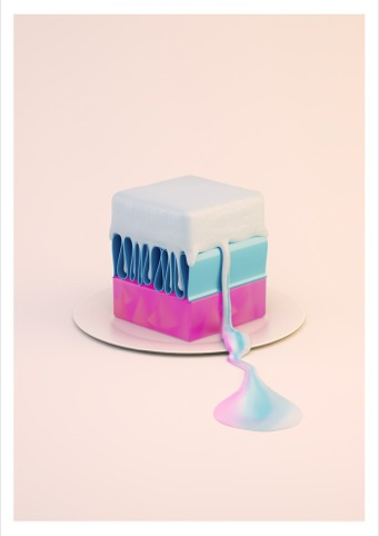 #TwittBrief: Lasagne. Artist: Adam Rowe @adamrowetv. Brief by: Ragnar Arafnkelsson @ragnaringi
