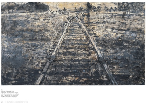 Anselm Kiefer spread