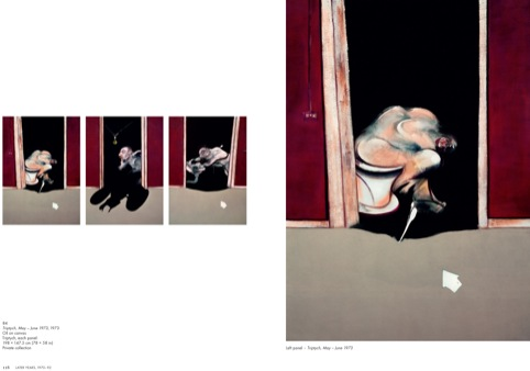 Francis Bacon pages