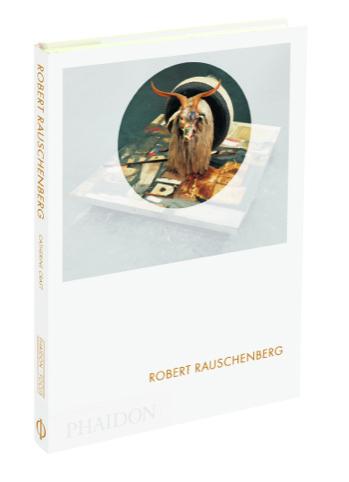 Robert Rauschenberg cover