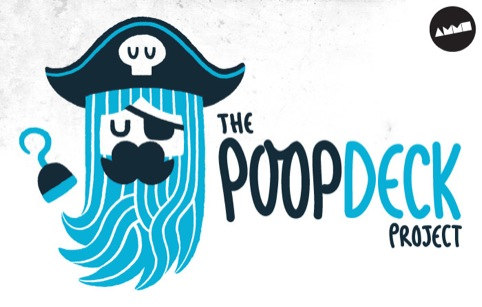 The Poop Deck project logo