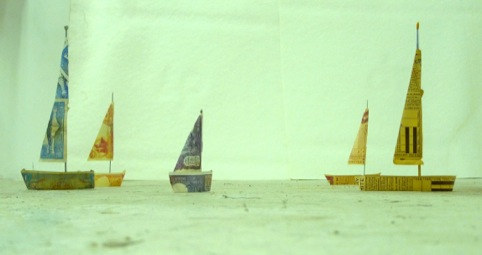 Sail Away, by Susan Stockwell