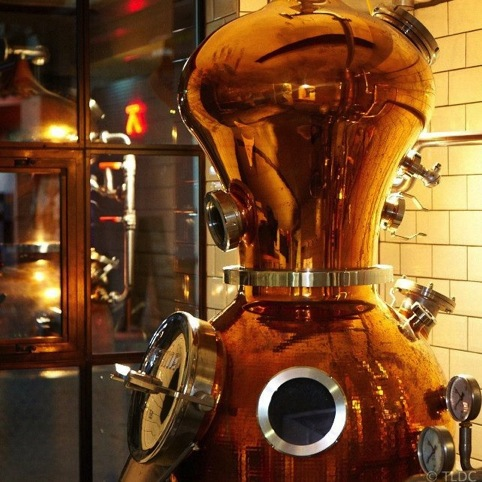 Inside the London Distillery Company