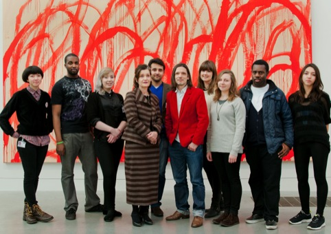 Tate Collective with Jeremy Deller and Jane Hamlym