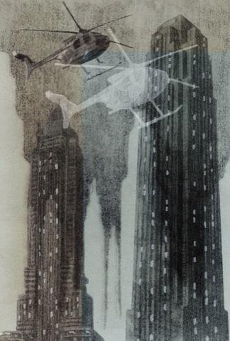 Zanna Allen, BA Illustration, Middlesex