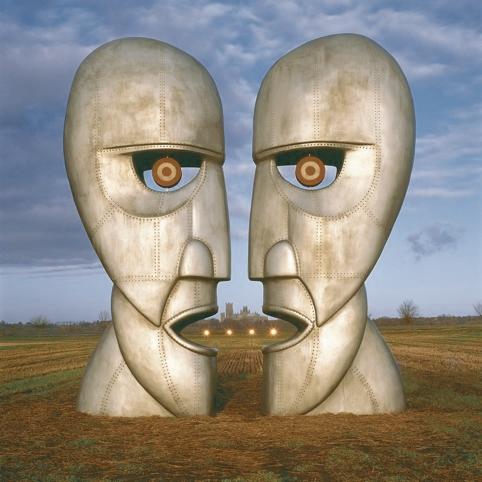 Pink Floyd, Division Bell Metal, 1994