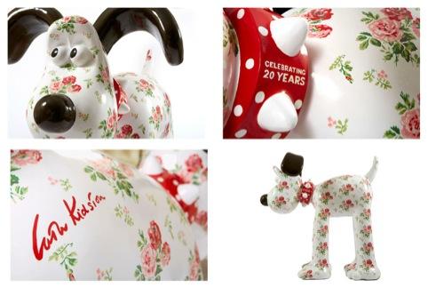 Cath Kidston's Gromit designs
