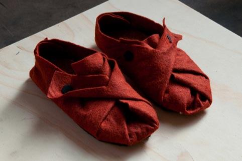 FootMade Shoes by Eugenia Morpurgo