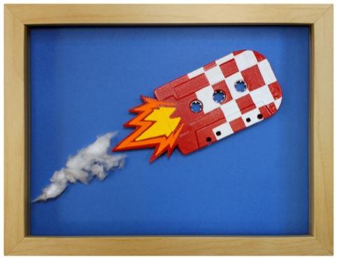 Tintin Rocket