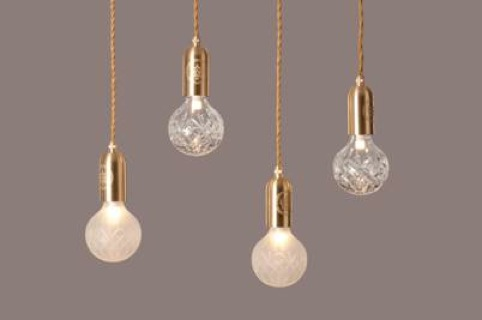 Lee Broom's Crystal Bulbs