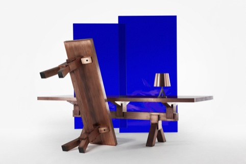 Tom Dixon Mass dining table