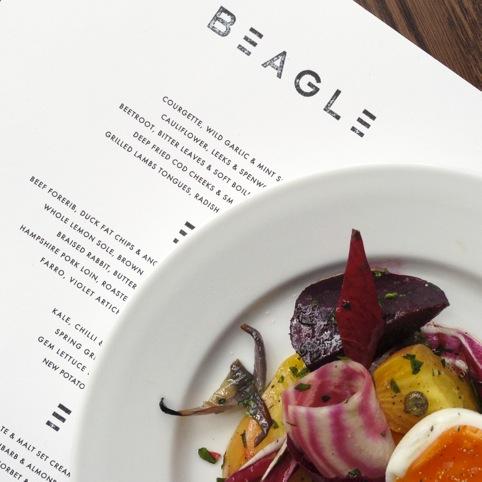 Beagle menu