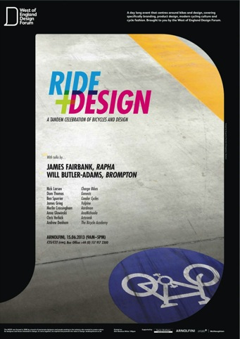 Ride and Design