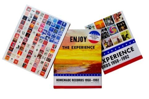 Enjoy The Experience: Homemade Records, Homemade Sounds 1958-1992