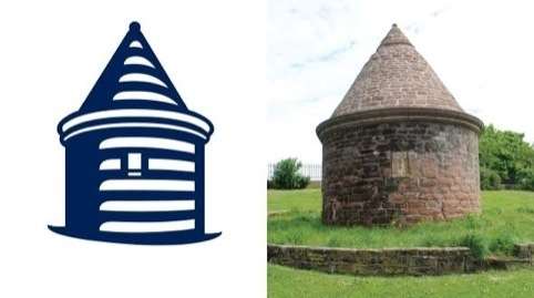 The redrawn Prince Rupert's Tower
