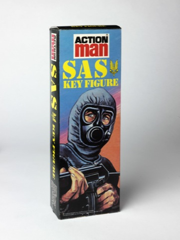 Action Man SAS Key Figure Palitoy Company Ltd England, 1978-80 © Victoria and Albert Museum