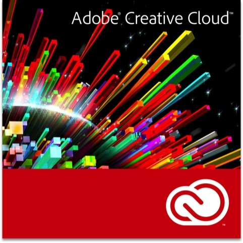 New Adobe CC branding