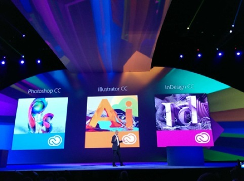 The Adobe CC launch