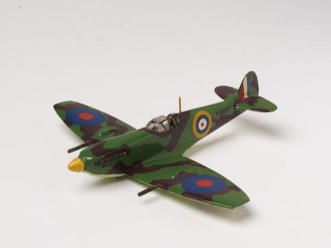 Spitfire Airfix England, 1970s © Victoria Albert Museum