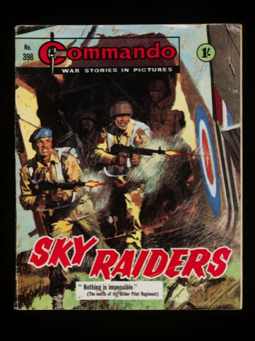Commando – Sky Raiders 1960-70 © Victoria Albert Museum
