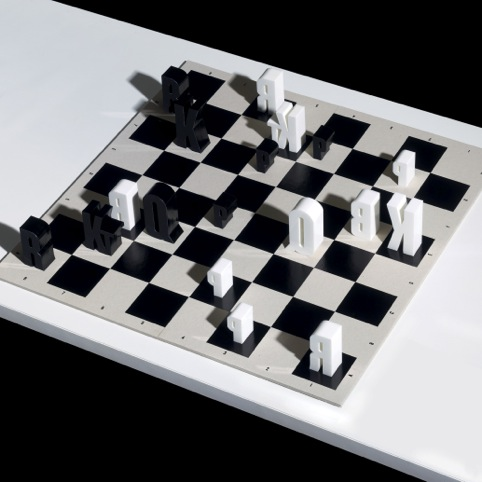 Jim Sutherland, Type(Chess)set, 2012