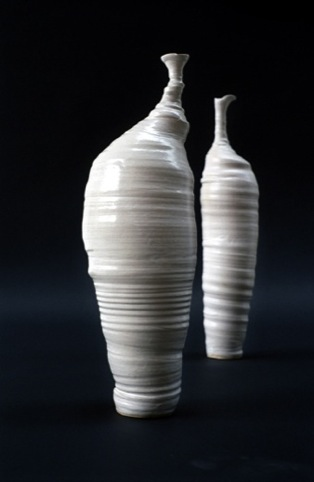 Freeform Bottles by Penelope Withers