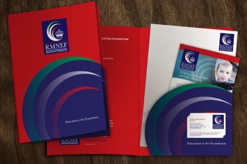 RMNEF Rebrand Marketing Materials