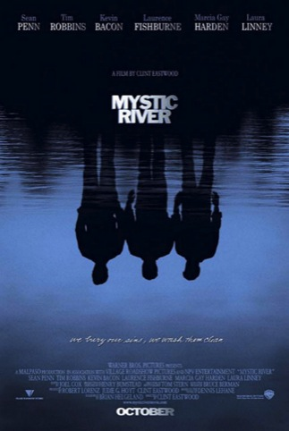 Final poster for Mystic River