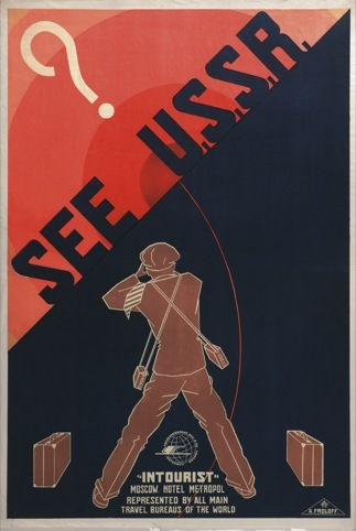 Aleksander Froloff, See USSR, 1930