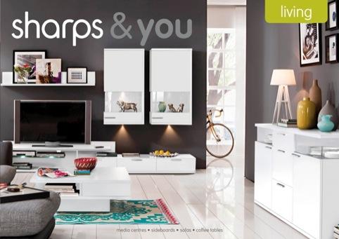Sharps living brochure
