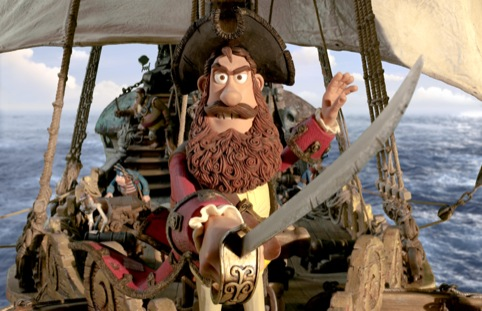 Aardman's The Pirates