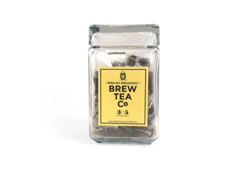 Brew Tea Co designs by Interabang