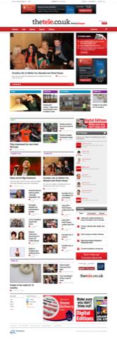 The Telegraph site