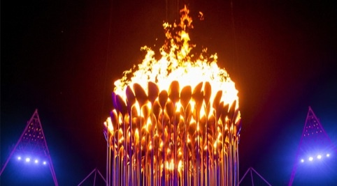 Thomas Heatherwick's Olympic Cauldron