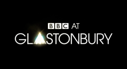 BBC Glastonbury branding