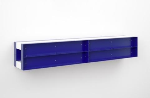 Untitled (Lascaux 89-59), 1989 Enamel on aluminum