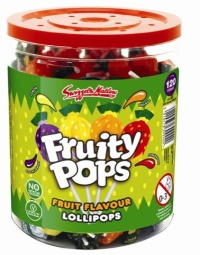 New Fruity Pops