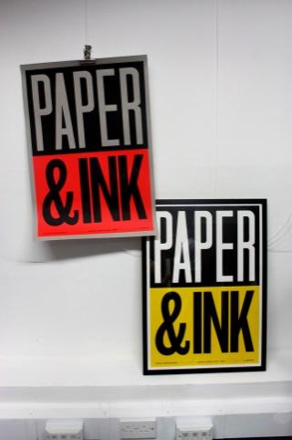 The final prints