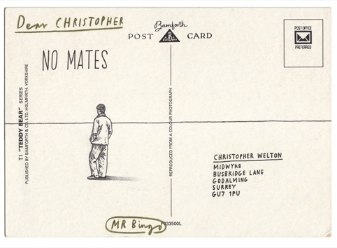 Hate Mail by Mr Bingo