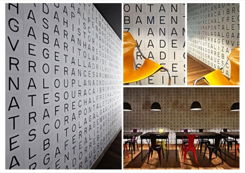 Hydraulic Tiles by Marcia Larica and Joa o Grillo