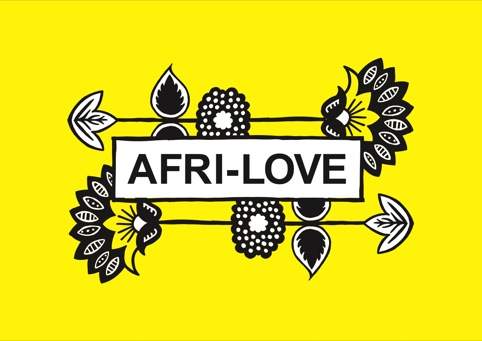Identity for Afri-Love - African inspired creative production