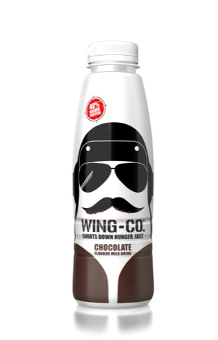 Wing Co milk drink